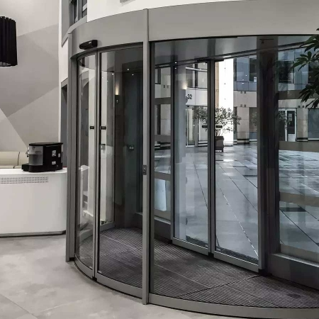 Curved Sliding Door 180°