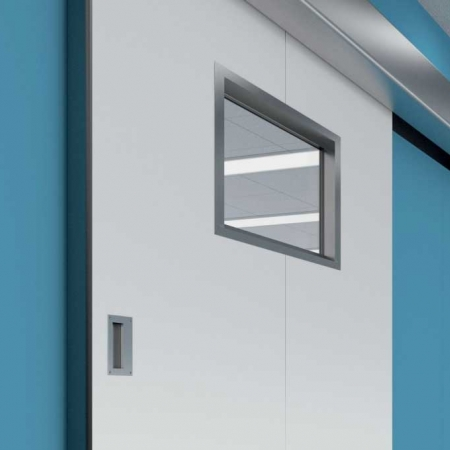 Hermetic Sliding Door