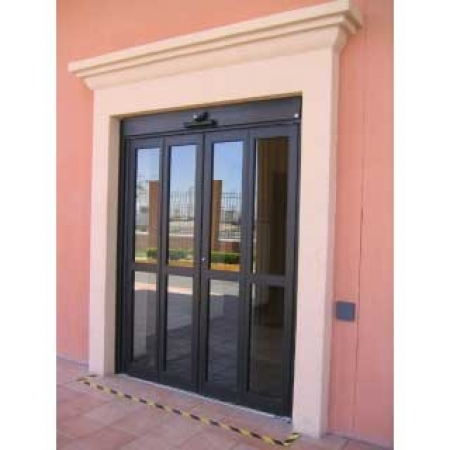 ICU Bi-Fold/Bi-Swing Door Systems