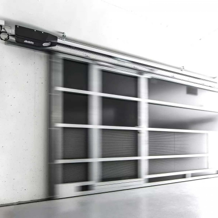 Industrial Sliding Door