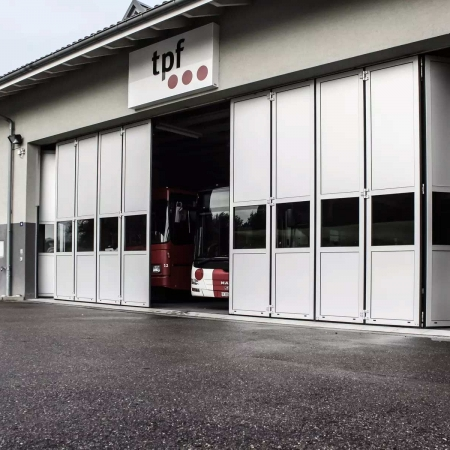 Industrial Sliding & Folding Door