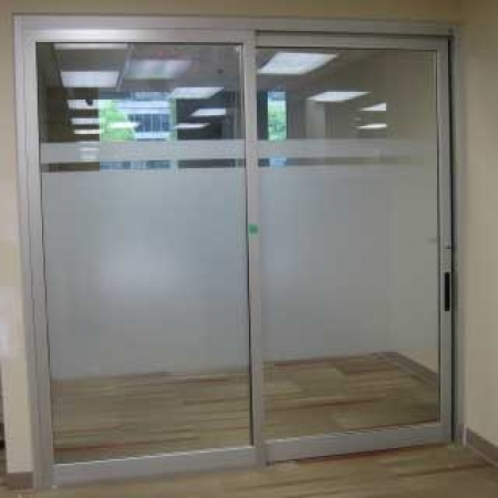 Profiler-ICU Sliding Door Systems