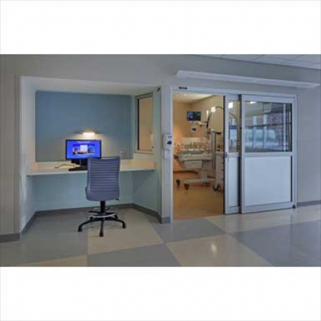 Profiler-ICU Smoke-Rated Patient Room Sliding Doors