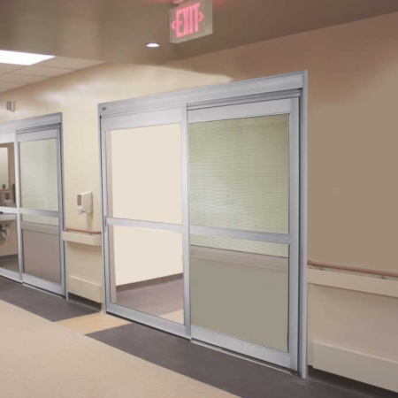 Trackless / Full Breakout – Manual Sliding Door