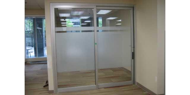 Profiler-ICU Sliding Door Systems